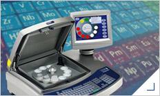 蛍光X線分析計